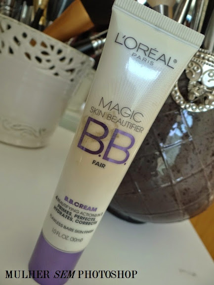 Resenha BB Cream Magic Skin Beautifier Loreal