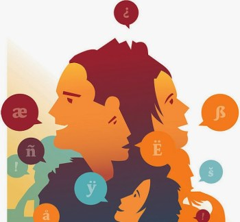 Your language is a key to your fate. And your native language is determined purely by chance