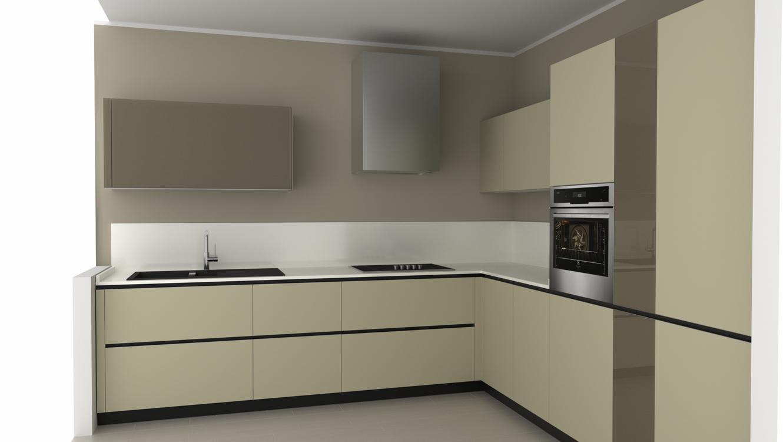 Cucina 3d