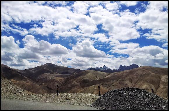 beautiful sky ladakh