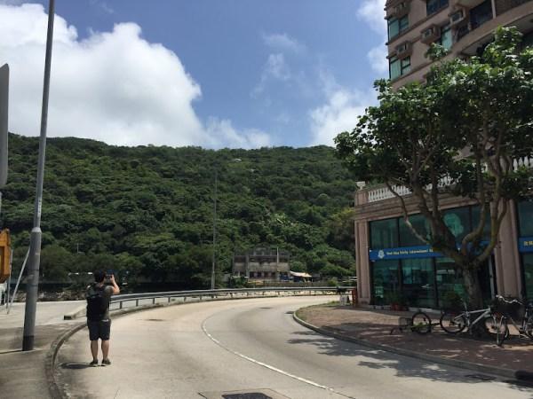 Lantau Trail Ends