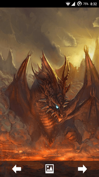 Dragon HD Live Wallpapers - Android Apps on Google Play