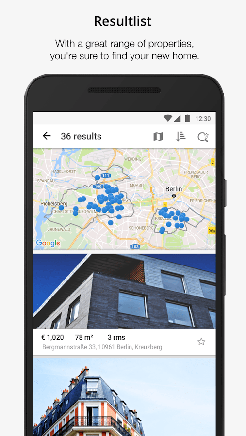 Immobilien Scout24 Android Apps On Google Play - Locals Immobilien