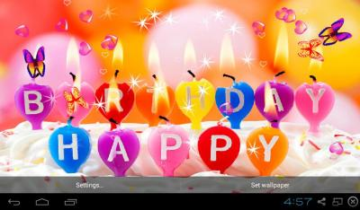 Happy Birthday Live Wallpaper - Android Apps on Google Play