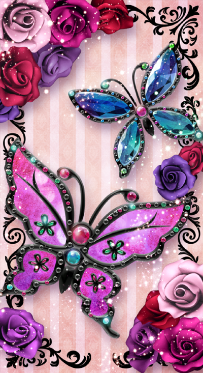 Butterfly Live Wallpaper Trial - Android Apps on Google Play