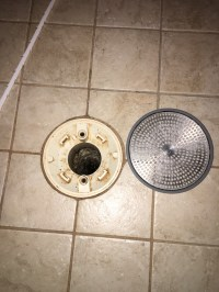 Shower Stall Drain Protector