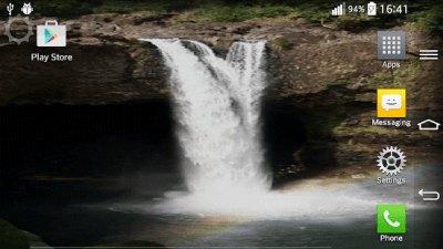 Waterfall Sound Live Wallpaper - Apps on Google Play