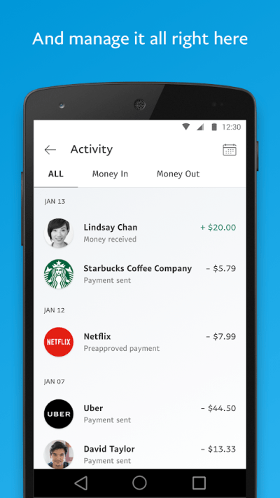 PayPal - Android Apps on Google Play