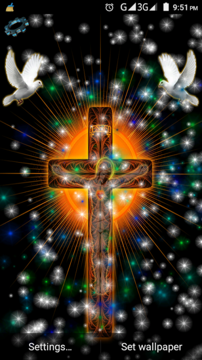 Magic Jesus Live Wallpaper - Android Apps on Google Play
