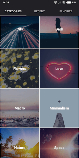 Minimal Wallpapers+ Mod Apk Unlimited Android - apkmodfree.com
