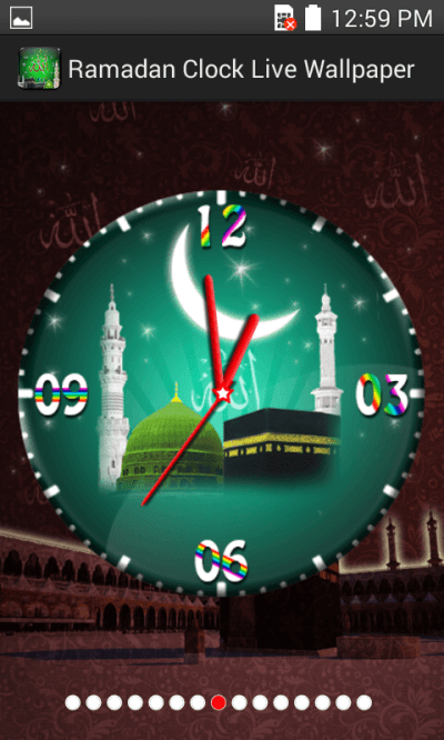 Allah Clock Live Wallpaper - Android Apps on Google Play