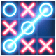 Tic Tac Toe Glow pc windows
