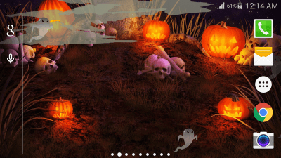 Halloween Live Wallpaper Free - Android Apps on Google Play