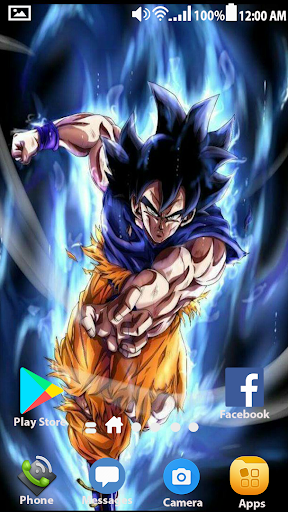 Ultra Instinct Goku Wallpapers HD 4K Mod Apk - apkmodfree.com