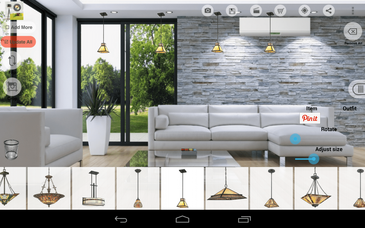 Simulation Décoration Virtual Decor Interior Design Android Apps On Google Play