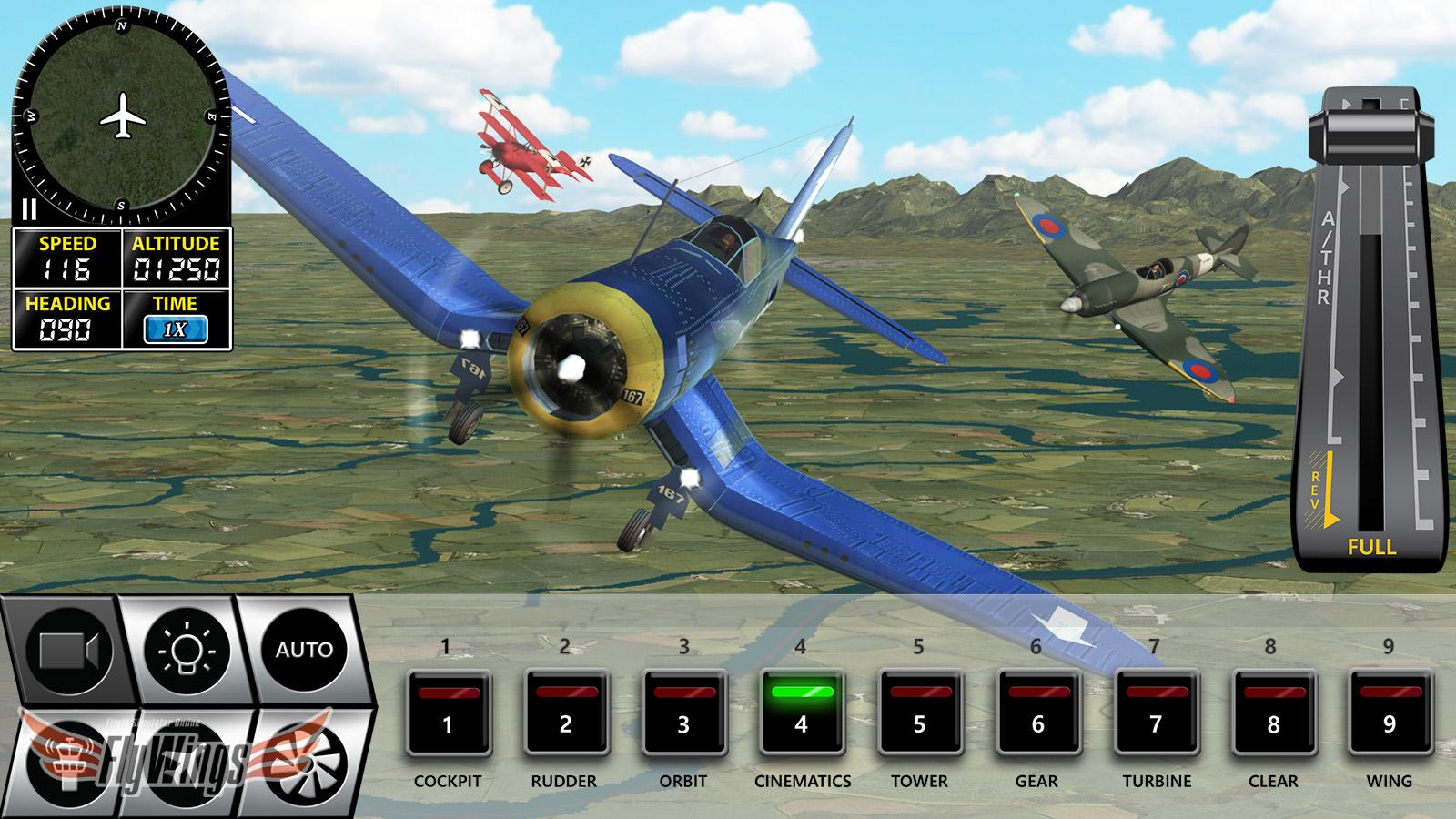 Bac S Simulation Flight Simulator X 2016 Air Hd Android Apps On Google Play