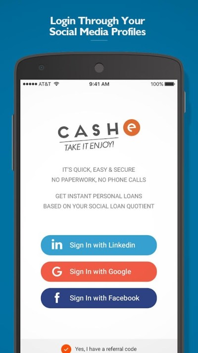 CASHe – Instant Personal Loans - Android Apps on Google Play