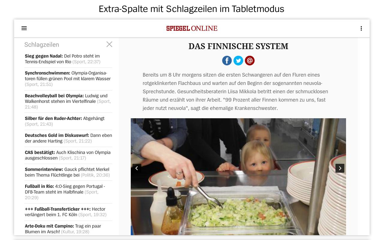 Spiegel Online News Android Apps On Google Play - Spiegeln Online