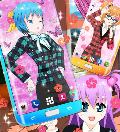 Anime live wallpaper app (apk) free download for Android ...