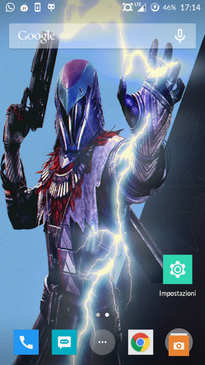 Destiny Warlock Live Wallpaper - Android Apps on Google Play