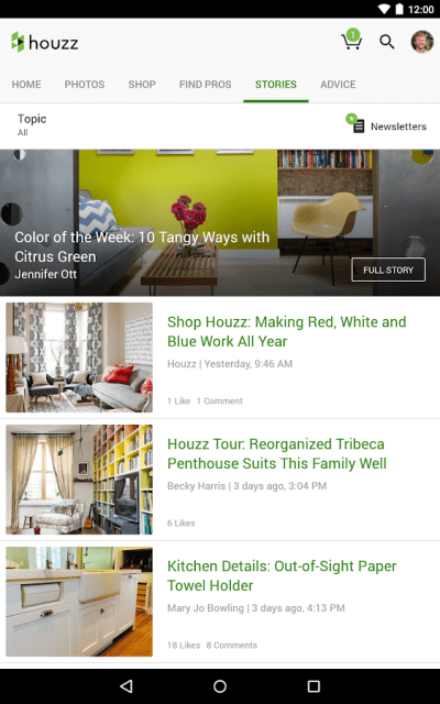 Houzz Interior Design Ideas - Android Apps on Google Play