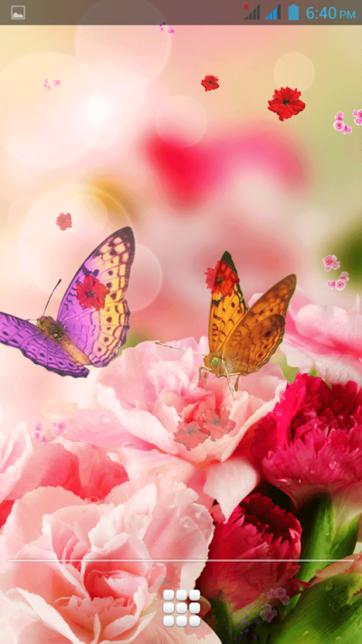 Pink Flowers Wallpaper Live - Android Apps on Google Play