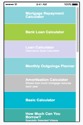 Mortgage Repayment Calculator - Android Apps on Google Play