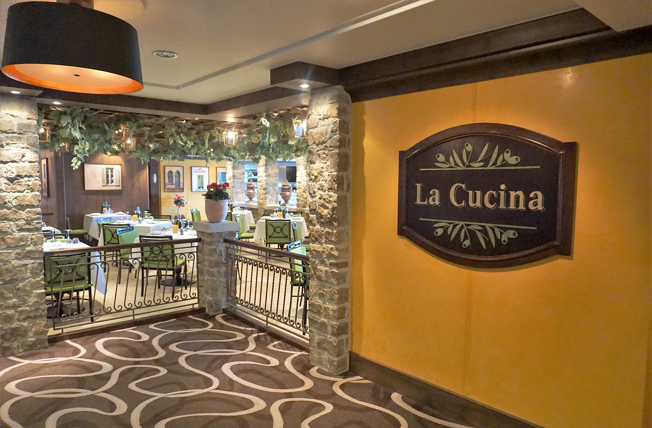 La Cucina Menu Ncl Bliss 10 Things You Need To Try On Norwegian Getaway Cruiseable