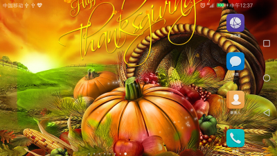 2017 Happy Thanksgiving Live Wallpaper Free - Android Apps on Google Play