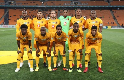 Kaizer Chiefs jersey in demand globally after being voted as the world's best