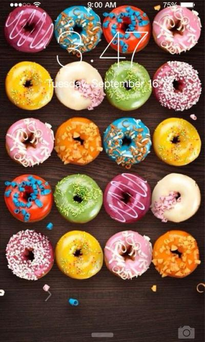 Donut Wallpaper - Android Apps on Google Play
