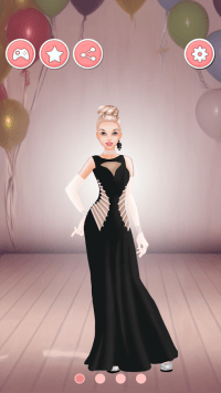 Prom Night Dress Up Games