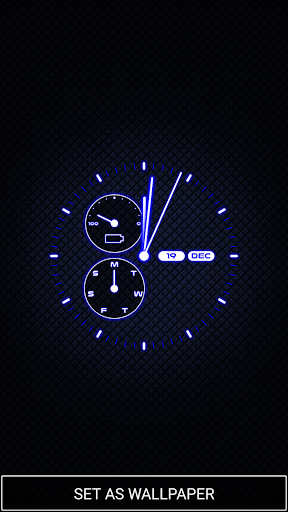 Download Analog Clock Live Wallpaper Google Play softwares - a32tgjjwWEGy | mobile9