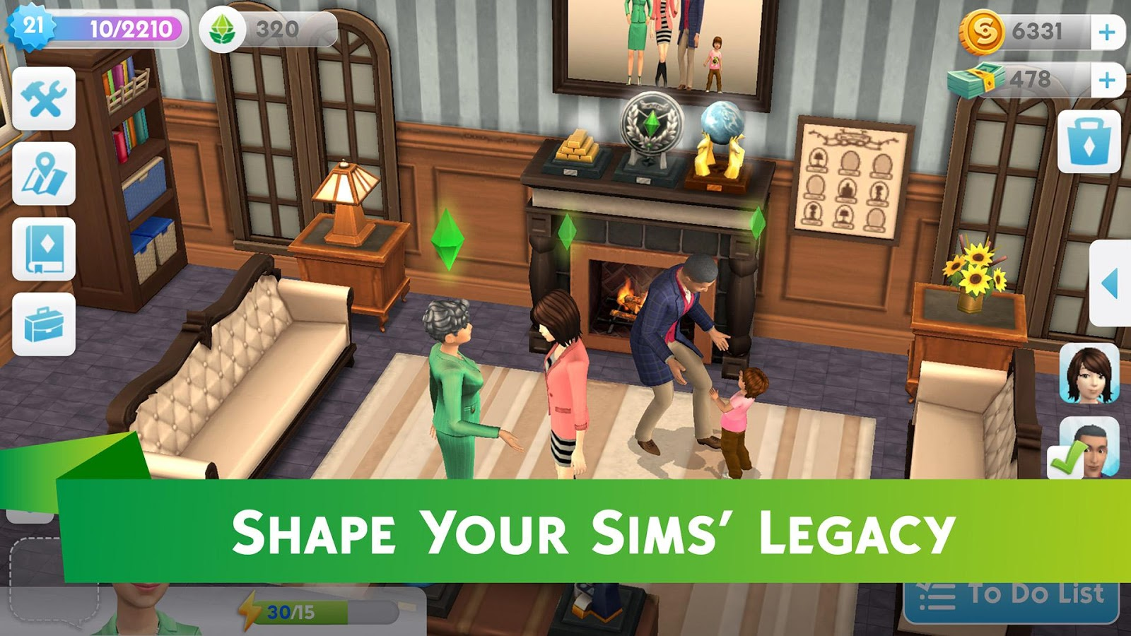 Sims Online Multiplayer The Sims Mobile Android Apps On Google Play