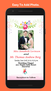 Wedding Invitation Cards maker - Apps on Google Play