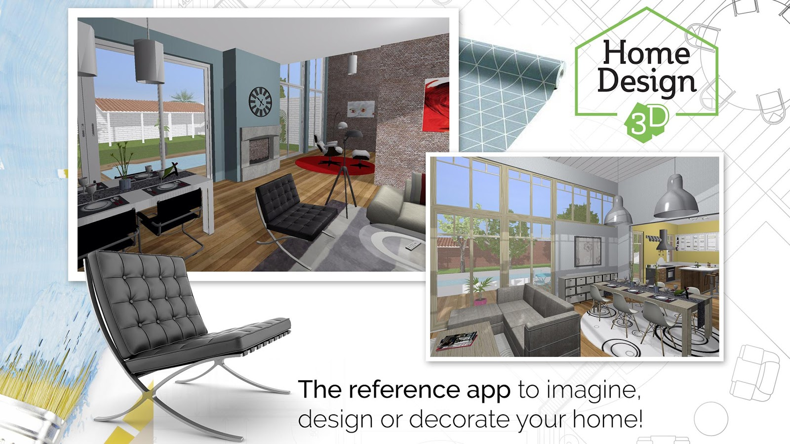 3d Home Decor Home Design 3d Freemium Android Apps On Google Play