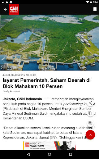 Download CNN Indonesia Google Play softwares ...