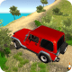 Offroad Jeep mountain 3d pc windows