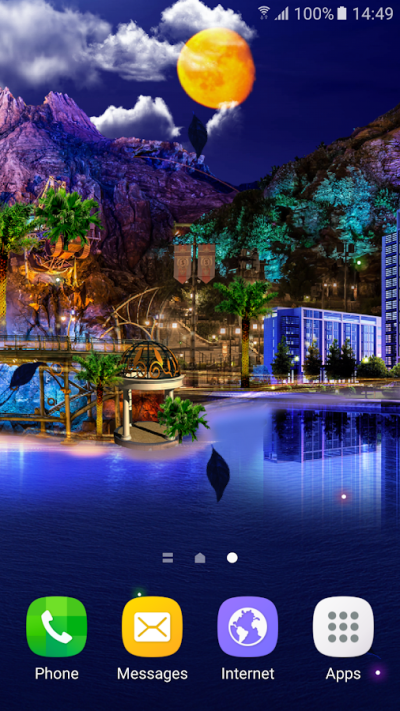 Night City Live Wallpaper - Android Apps on Google Play