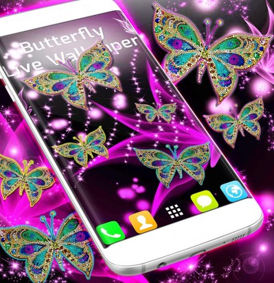 Butterfly Live Wallpaper - Android Apps on Google Play