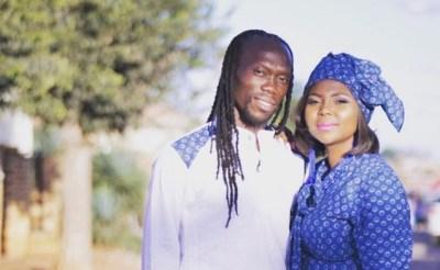 Levels! Mpho & Reneilwe Letsholonyane celebrate their marriage in Paris