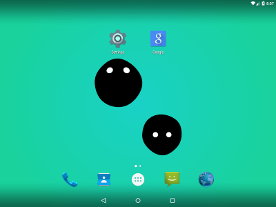 Scared Creature Live Wallpaper - Android Apps on Google Play