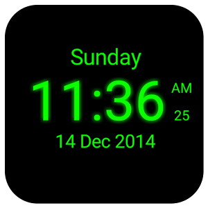 Digital Clock Live Wallpaper - Android Apps on Google Play