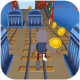 3D Subway Kids Rail Dash Run pc windows