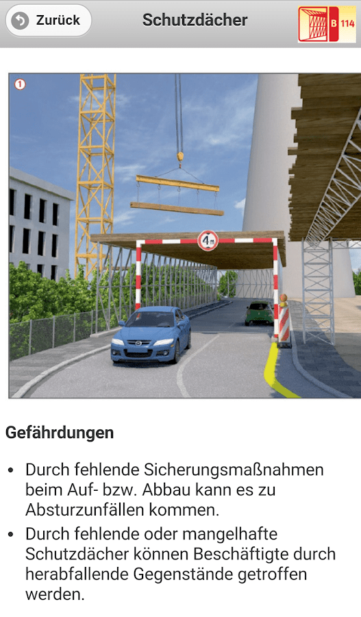 Bg Bau Helferstunden Kosten Bausteine Der Bg Bau - Android Apps On Google Play