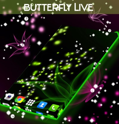 Butterfly Live Wallpaper - Android Apps on Google Play