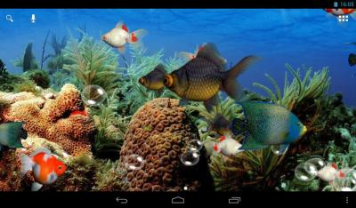 Aquarium 3D Live Wallpaper - Android Apps on Google Play