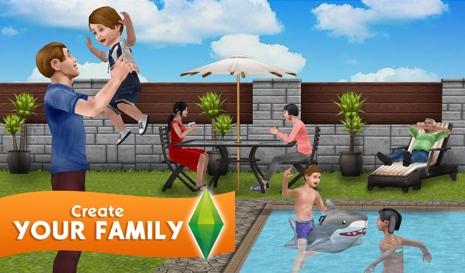 Sims Online Multiplayer The Sims Freeplay Android Apps On Google Play