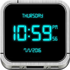 Download Digital Clock Live Wallpaper APK on PC   Download Android APK GAMES & APPS on PC