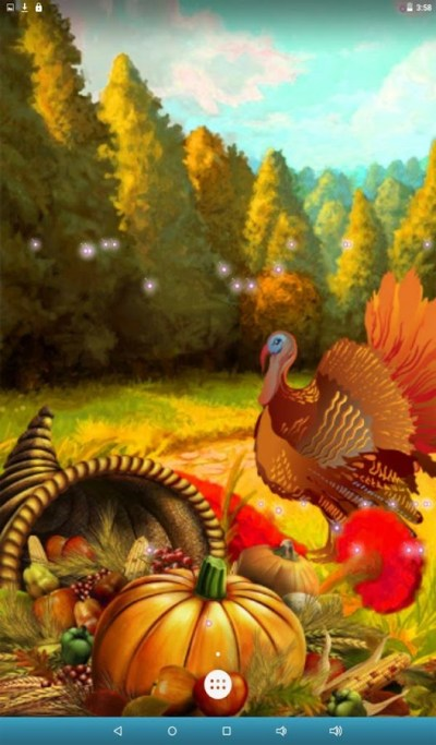 Thanksgiving Live Wallpaper - Android Apps on Google Play